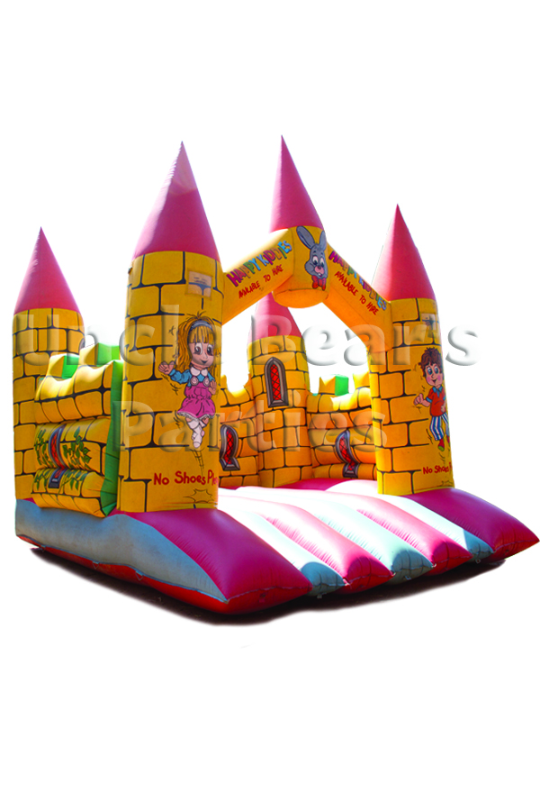 the castle jumping castle