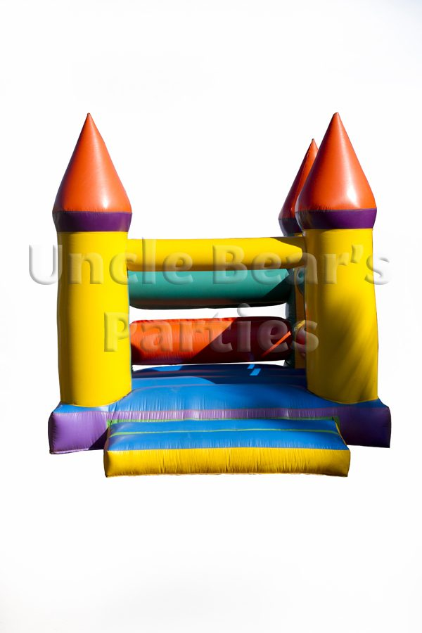 4 post jumping castle