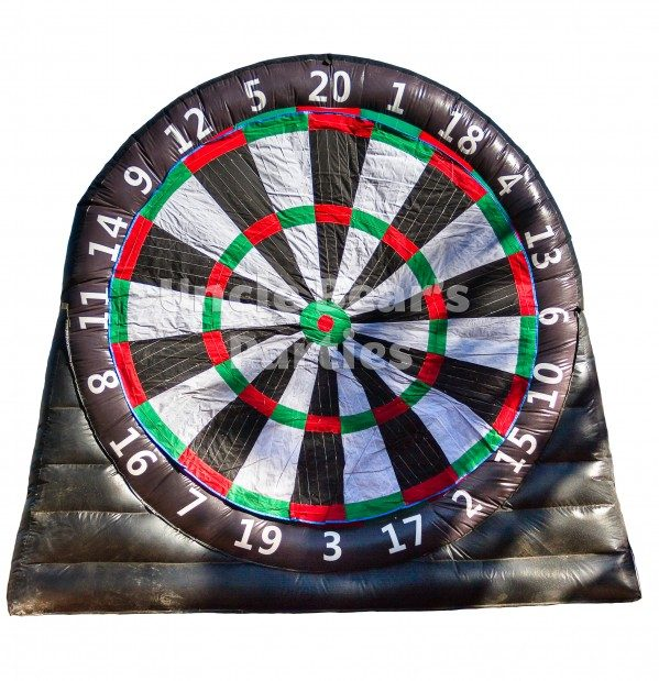 Dartboard Shoot Out