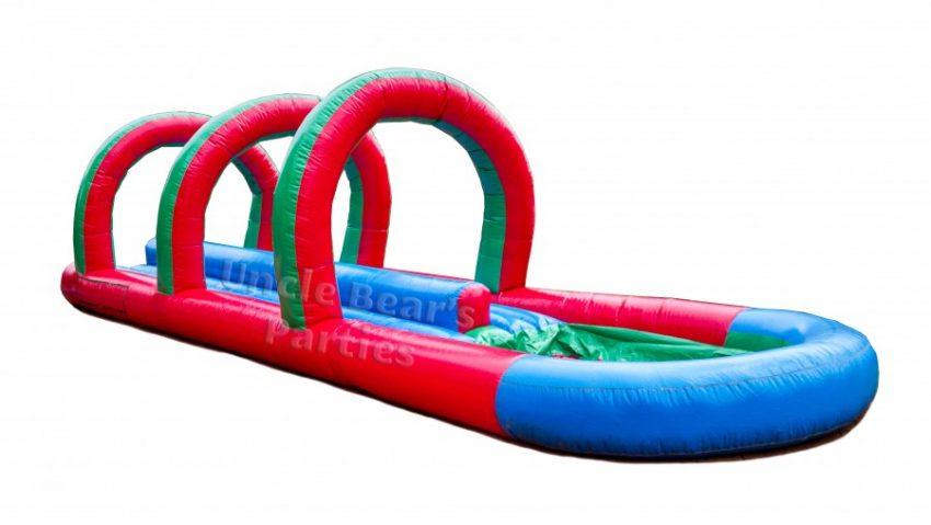 looped double slip n slide
