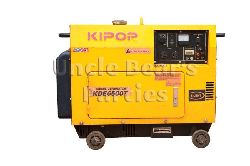 5.5kva generator